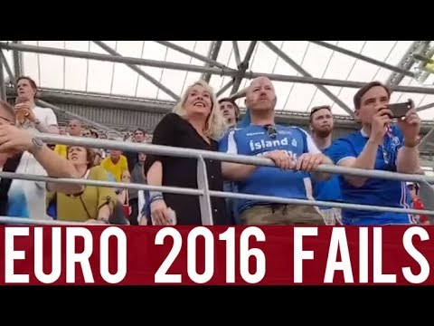 Funny EURO 2016   Best fails   Funny moments   Part 2
