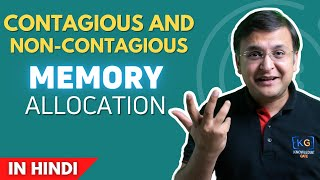 This video contains some the basic concept of contigious and non contigious memory allocation method and will help you to ...