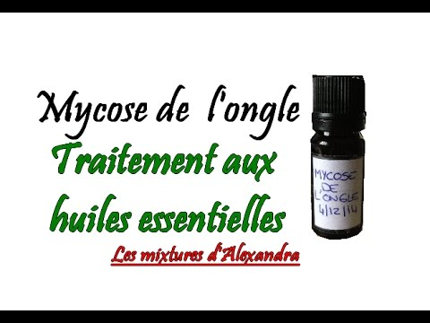 comment traiter mycose ongle pied