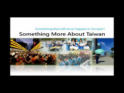 taiwan - This video is made by 2009 Taiwanese Exchange Students in University of Pardubice, Czech Republic, and presented on 10. Dec. 2009 @ University of Pardubice N...