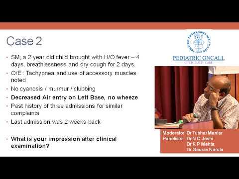Case Study - UTI, Pneumonia and Febrile Neutropenia