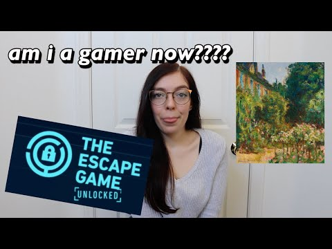 an online escape room?    The Escape Game Unlocked review