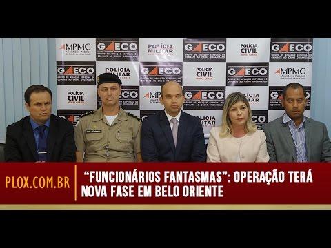"""""""Funcionários fantasmas"""": operação terá nova fase em Belo Oriente"""