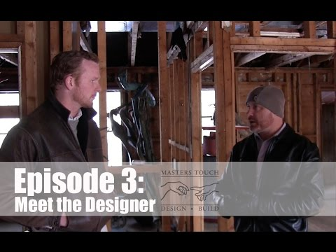 Episode 3: Masters Touch Design Build Greenhouse Project