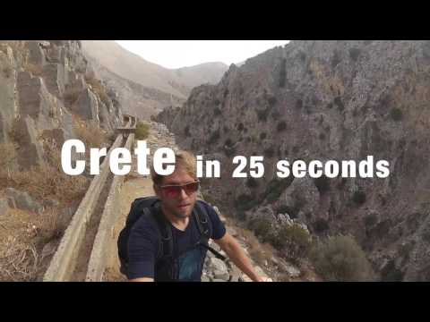 """Τσέχος γυρνάει βίντεο στην Κρήτη και το μόνο που λέει είναι """"Ωωωωωω""""!"""