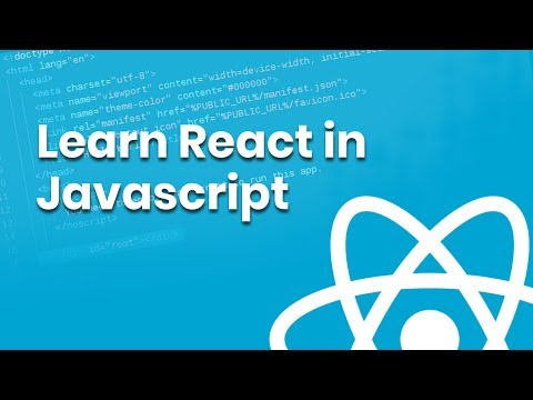 Learn to Create React App In Javascript | Part 2 | Eduonix