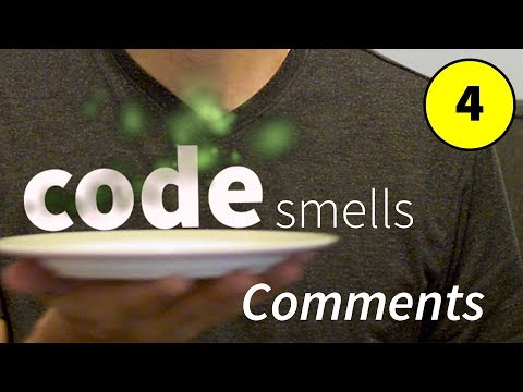 Code Smell #4: Comments