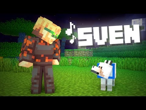 PewDiePie - Sven (Minecraft Song)