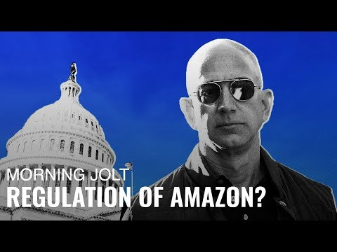 Should the Government Dismantle Amazon?