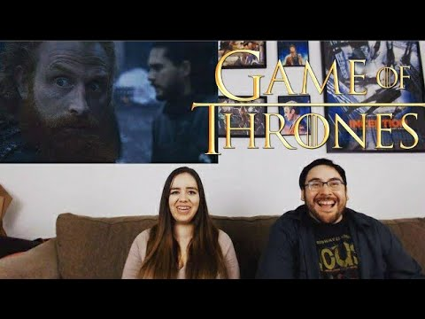 Game of Thrones 8x2 A KNIGHT OF THE SEVEN KINGDOMS - Reaction / Review