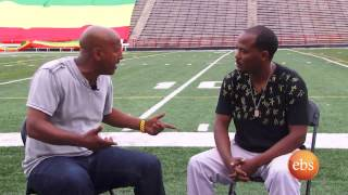 Sport America interview with Haile Kassie part 3