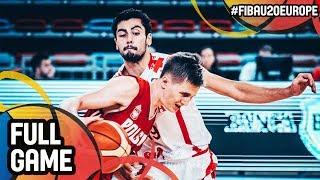 Watch Poland v Georgia at the FIBA U20 European Championship 2017 - DIV B. ▻▻ Subscribe: http://fiba.com/subYT Click here for more: ...