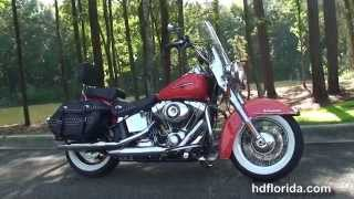 9. Used 2012 Harley Davidson Heritage Softail Classic Motorcycles for sale - Ft. Lauderdale, FL