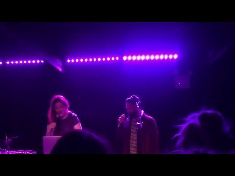 Anna Wise & Bilal perform These Walls Live