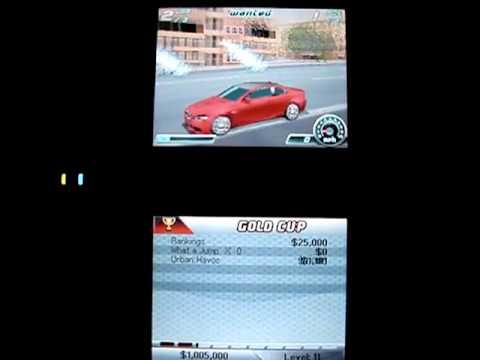 Asphalt 4 : Elite Racing Nintendo DS