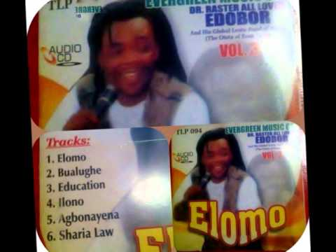 ALL LOVER EDOBOH ESAN MUSIC