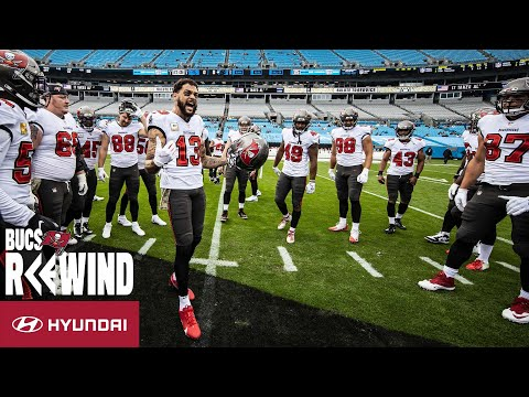 Bucs vs. Panthers Highlights, Week 10 | Bucs Rewind