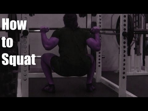 How to SQUAT Correctly: Proper Form for Building Muscle + Strength