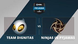NiP vs Dignitas, game 1