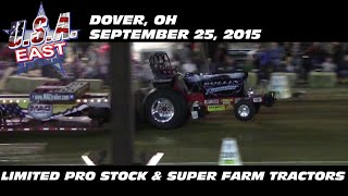 Dover (OH) United States  City new picture : 9/25/15 USA-East Dover, OH Limited Pro Stock/Super Farm Tractors