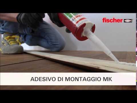 fischer adesivo di montaggio mk