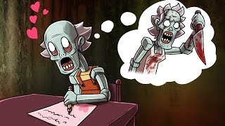 Minecraft Grampy - SECRET LOVE LETTER TO GRANNY! (Granny Horror Game)