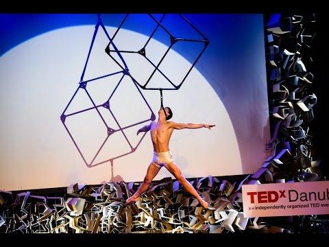 Recirquel - Több, mint cirkusz - Bence Vági - TEDxDanubia