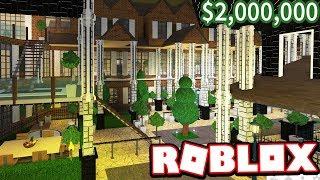 $2 MILLION DOLLAR RICHENTOF MANSION!! | Subscriber Tours (Roblox Bloxburg)