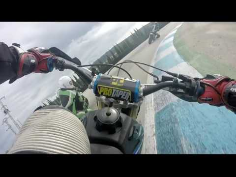 Pit bike, albaida, malcor, imr, circuito