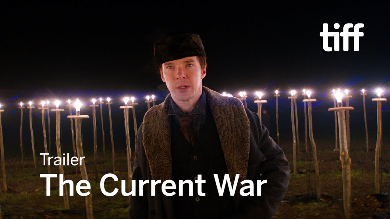 Watch Benedict Cumberbatch as Edison vs Michael Shannon as Westinghouse at the Dawn of Electricity in 'The Current War' (Trailer)