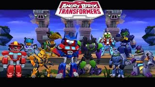 Nonton Angry Birds Transformers   All Transformers Unlocked Gameplay Walkthrough  26 Film Subtitle Indonesia Streaming Movie Download