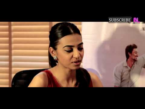 Radhika Apte EXCLUSIVELY opens up about her role i