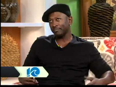 Comedian Joe Torry on THRS