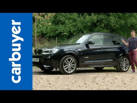 BMW X3 SUV 2014 review – Carbuyer