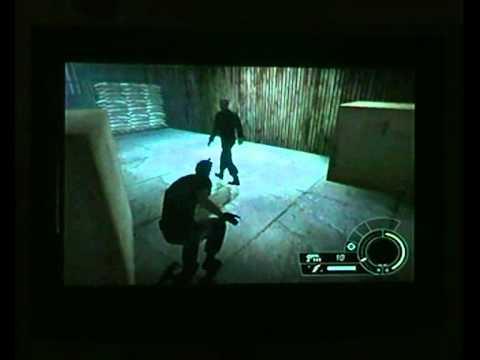 Splinter Cell Double Agent GameCube