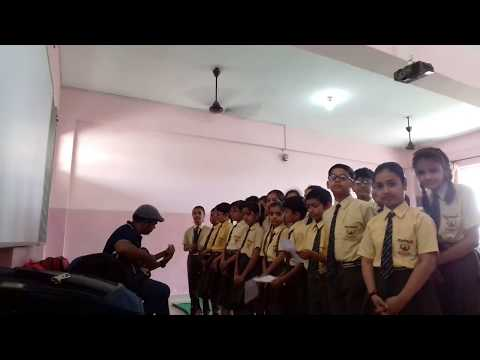 The Earth Is My Home | Practice Time With Class IV & V Students | SBPS Shamli
