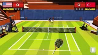 Play Tennis YouTube video