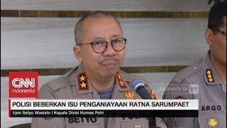 Video Polisi Beberkan Isu Penganiayaan Ratna Sarumpaet MP3, 3GP, MP4, WEBM, AVI, FLV Desember 2018