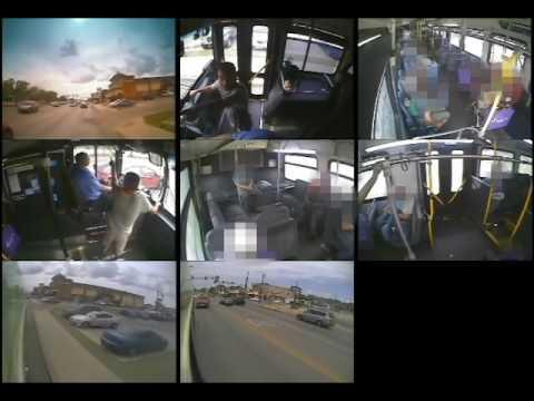 Policía de Oklahoma dispara y mata a un mexicano en un autobús