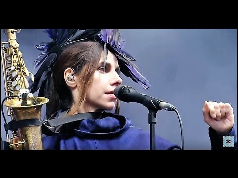 PJ Harvey [2016]-The Ministry of Social Affairs & 50ft Queenie {HD1080p}