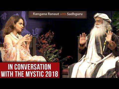 Kangana Ranaut Interviews Sadhguru - In Conversati