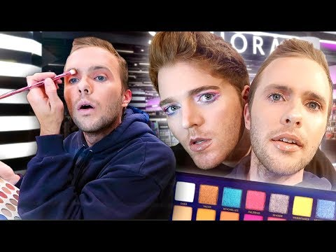 Boyfriend Makeup Battle