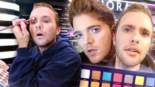 Video Boyfriend Makeup Battle MP3, 3GP, MP4, WEBM, AVI, FLV April 2019
