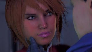 Mass Effect™ Andromeda  Bioware  EA Games Final romance scene with Suvi Anwar the adorkable Tempest science officer :) ---------------- Mass Effect Archive...