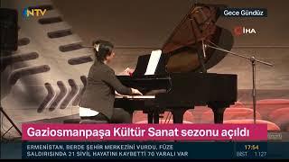 2020-2021 Fuzuli Kültür Sanat Sezonu Başladı - Ntv