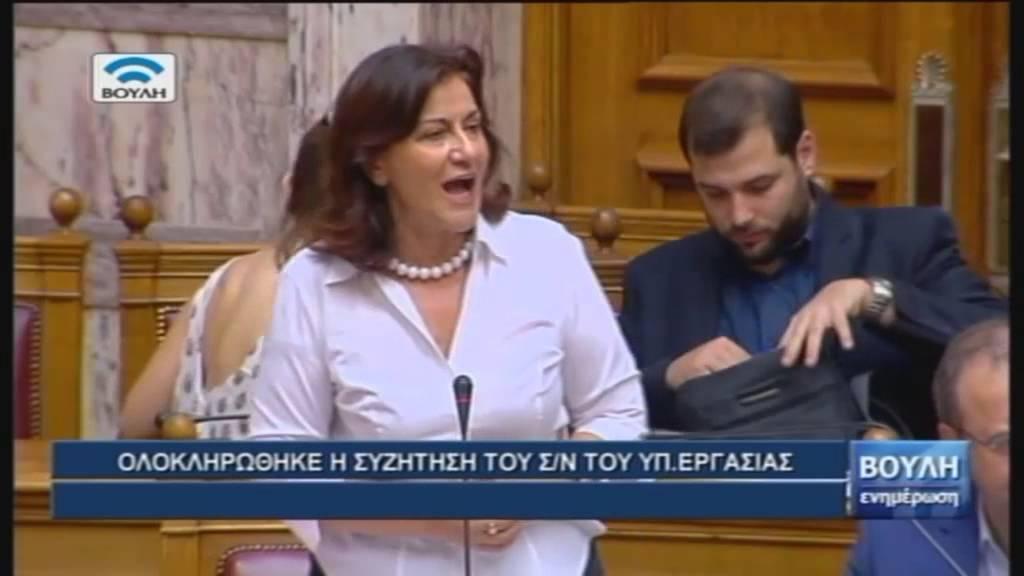 Βουλή – Ενημέρωση (01/07/2015)