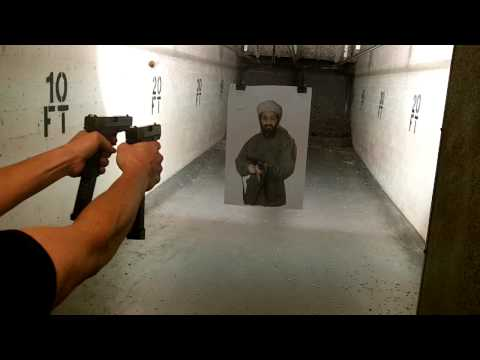 Gen 4 Glock 23 & G17 Dual Wield: Extended Mags