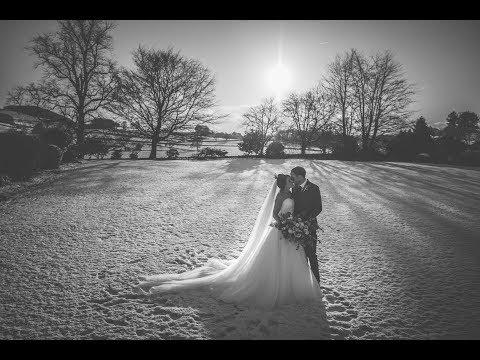 Falcon Manor wedding videography - Verity and Darren