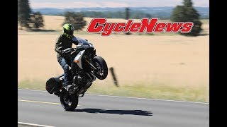 7. 2019 Yamaha Tracer 900 GT Review - Cycle News