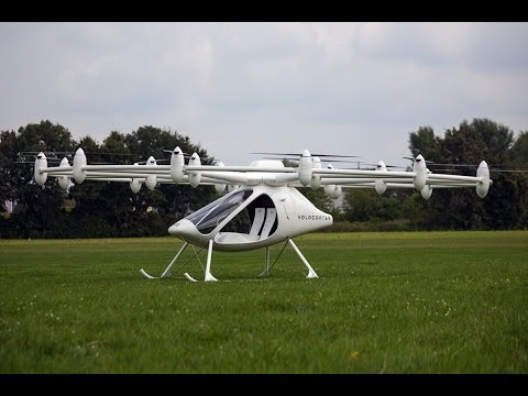 e-volo Volocopter – The Personal Electric Aircraft